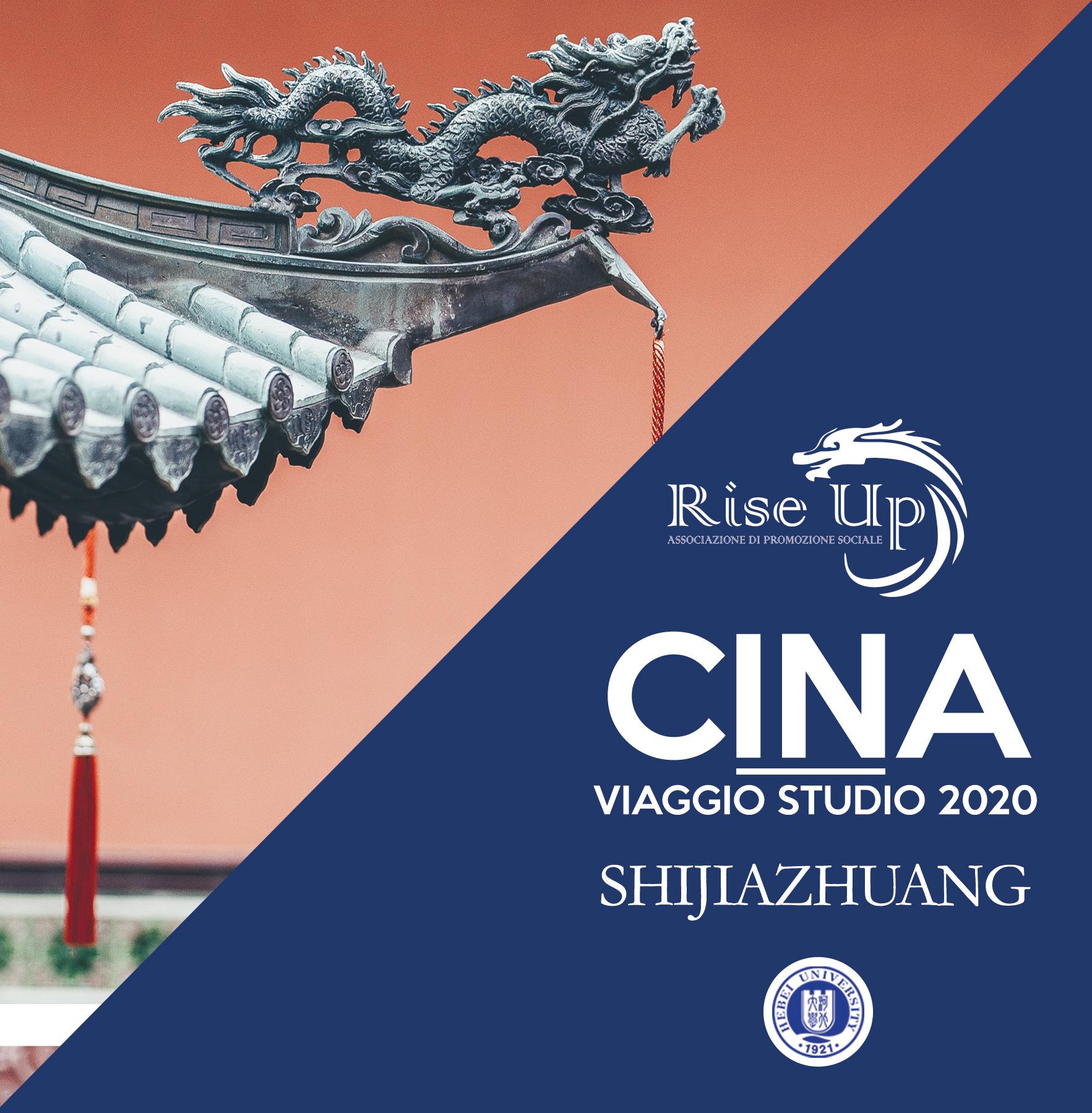 Viaggio Shijiazhuang 2020 poster